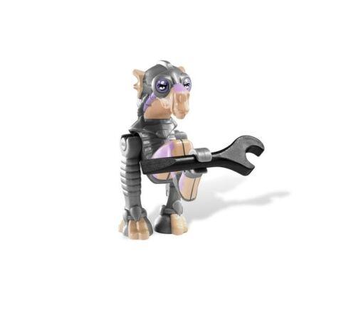Lego Sebulba minifigure wrench sw326 from Star Wars set 7962 9675