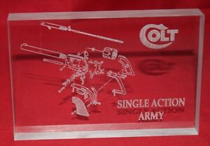 COLT-Firearms-Single-Action-Army-Paperweight