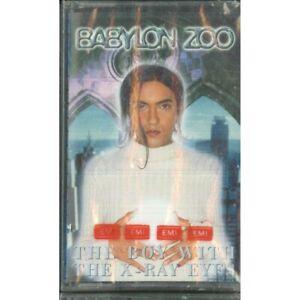 Babylon-Zoo-MC7-The-Boy-With-The-X-Ray-Eyes-Emi-Tcemc-3742-Scelle