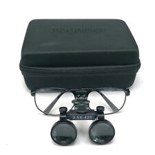 35x Dental Loupe Medical Surgical Loupes Binocular Galileo Magnifying Glasses