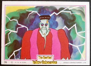 EXCELLENT-Anglo-BEATLES-Yellow-Submarine-Card-36