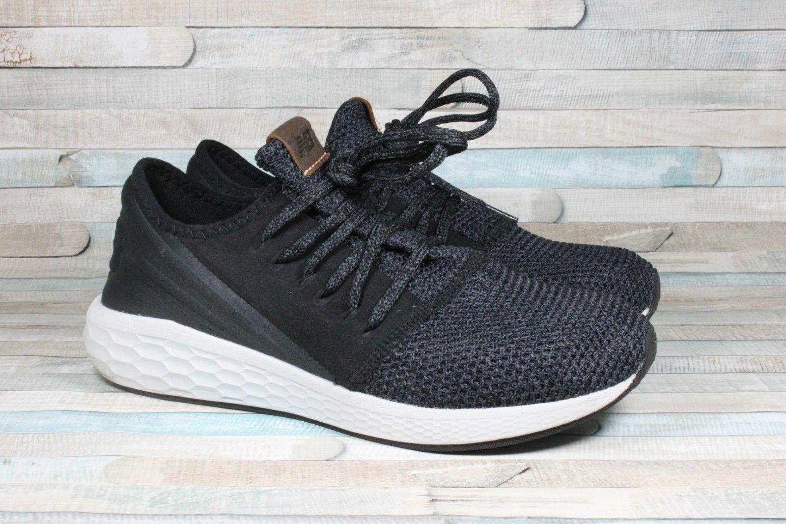 New balance mcrzdlb 2 Cruz mujer medianos Decon Negro Imán Para hombres Zapatos para correr 10.5 EE. UU.