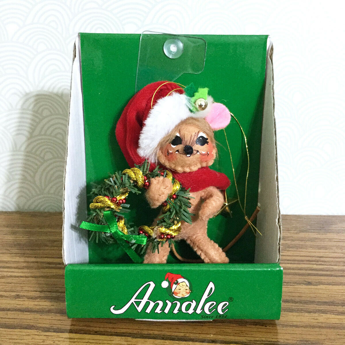 Annalee Christmas Ornament Mouse Elf Gingerbread Angel  Holiday Winter Retired