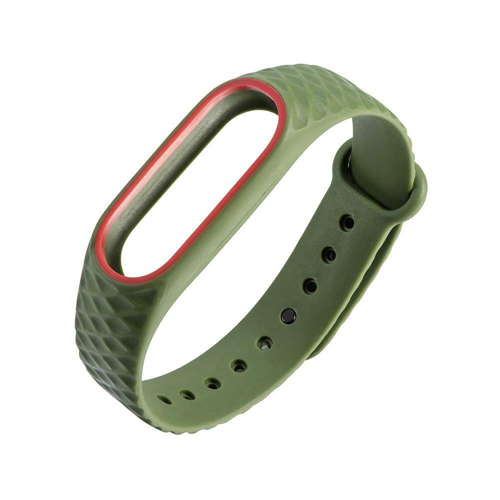 4# Army Green Red Strap Only