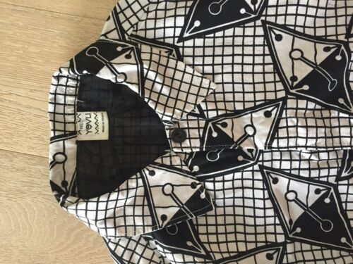 large Preowned Sol amp; Fashion Medium Celebrity White By Rüfüs Du Jacket Black Men 6ZqwSH77