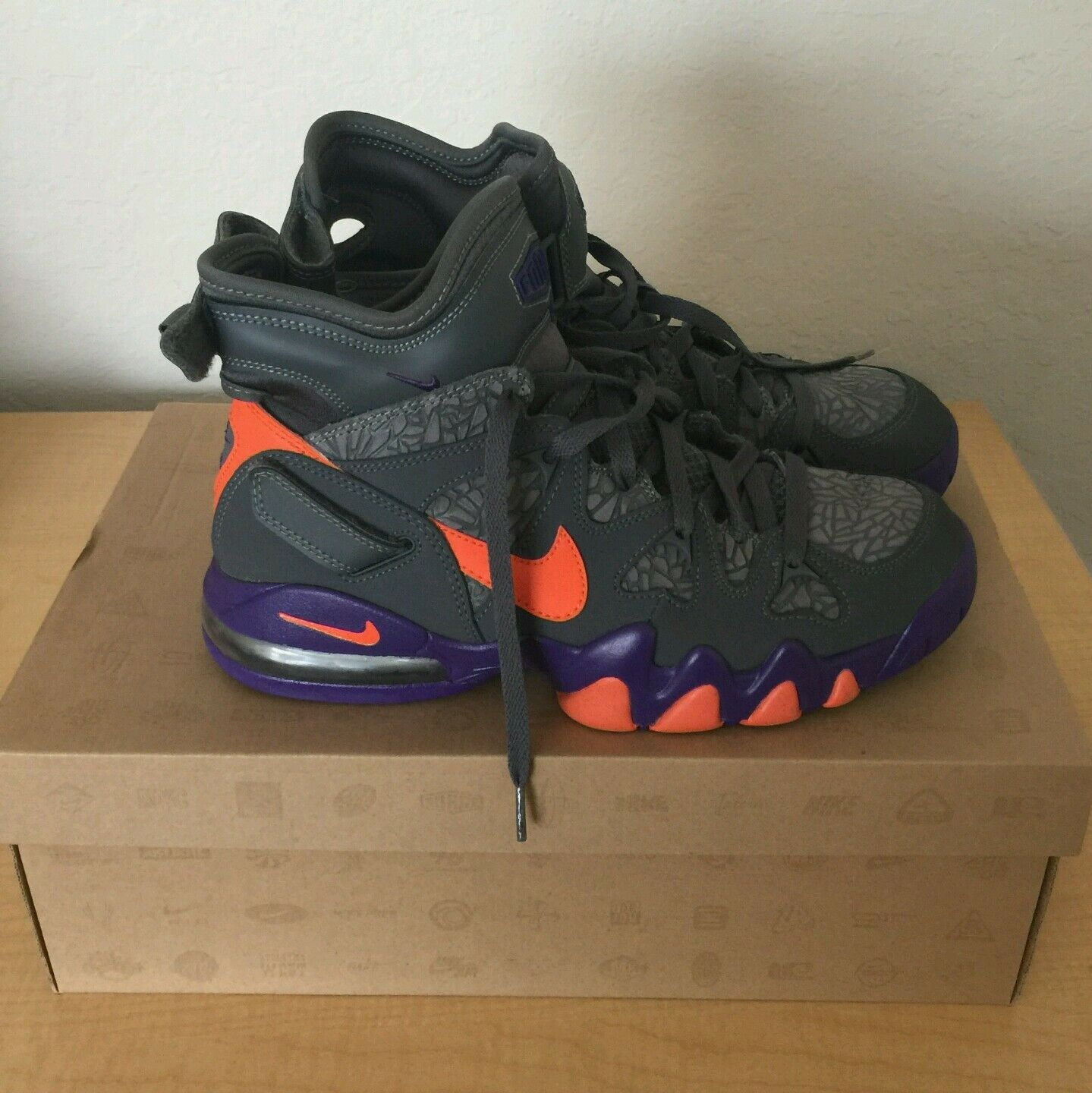 Air Nike Barkley strong 2 100% authentic