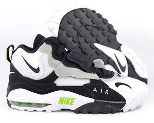 94ced28ca5 Nike Air Max Speed Turf Chlorophyll Green Black White Grey 525225 ...
