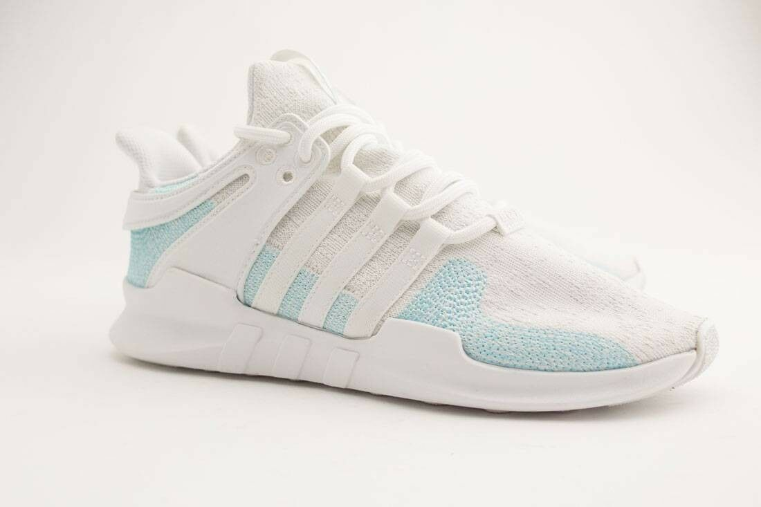 AC7804 Adidas Men EQT Support ADV CK Parley white bluee spirit off white