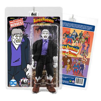 Brainiac style rétro Action Figures Series Super Friends 8 in environ 20.32 cm