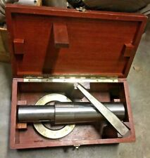 Pratt Whitney 150004 X 13 Brown Amp Sharpe Taper Plug Gage Jig Bore Metal Lathe