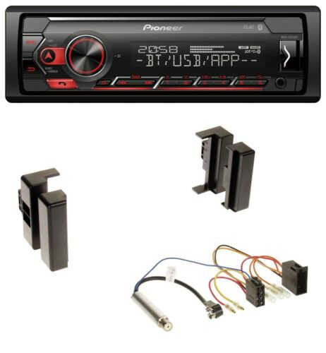 Pioneer AUX Bluetooth MP3 USB Autoradio für Audi A4 B5 bis 99 A6 C4 bis 97 A8 D2