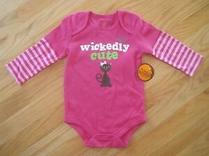wickedly cute HalloweenFall infant bodysuittoddler shirt