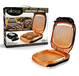 Gotham Steel Low Fat Multipurpose Sandwich Grill With