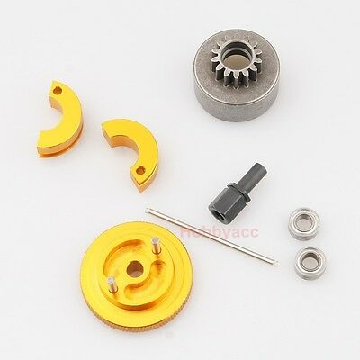 RC HSP 02065 02107 02139 122273G 122006G Engine Flywheel Set For 1:10