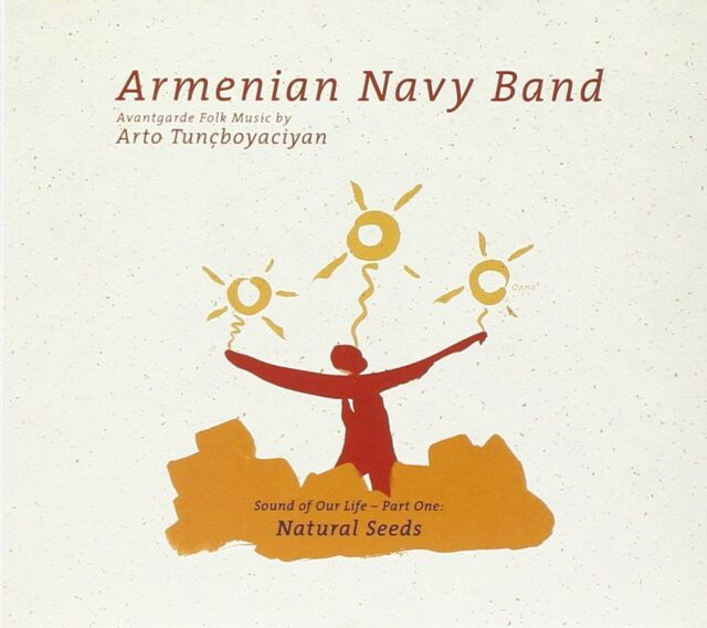 Armenian Navy Band  Sound Of Our Life  Part 1  Natural Seeds 2004 Music CD