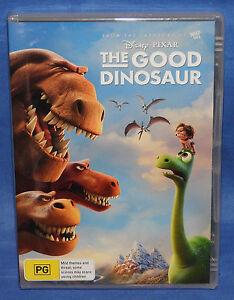 DISNEY-THE-GOOD-DINOSAUR-DVD-REGION-4-BRAND-NEW-HARD-TO-FIND