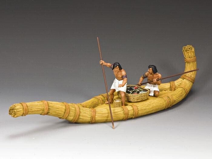 King & Country das Alte Ägypten AE050 die Fischer Set MIB