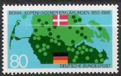 Methodisch Bund Nr.1241 ** Bonn-kopenhagen 1985, Postfrisch PüNktliches Timing