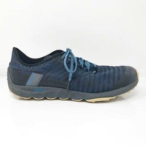 Brooks-Mens-PureGrit-8-1103131D457-Blue-Running-Shoes-Lace-Up-Low-Top-Size-12-D