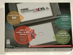 Nintendo-New-3DS-XL-4GB-Handheld-System-Black