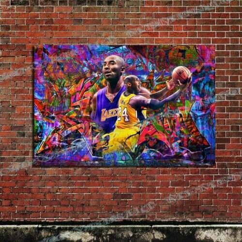 Kobe Bryant Quote Kobe Black Mamba V3 Poster No Frame Mothers Day Gift