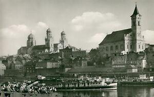 Ansichtskarte Passau an der Donau (Nr.9238)