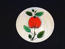 Villeroy & Boch Gallo: Pizzateller / Kuchenplatte Motiv Apfel