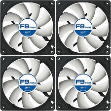 4 x Arctic Cooling F9 PWM 90mm Case Fan fino a 1800 giri / min (afaco-090p2-gba01) ca