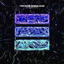 """Gameshow [DELUXE 2LP] - Two Door Cinema Club (Colored Vinyl w/7""""+Download, 2016)"""