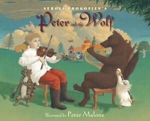 Sergei-Prokofiev-039-s-Peter-and-the-Wolf-With-a-Fully-Orchestrated-and