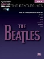 The Beatles Hits Sheet Music Beginning Piano Solo Play-along Book 000316164