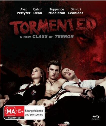 1 of 1 - Tormented (Blu-ray, 2010) Olly Alexander Years & Years