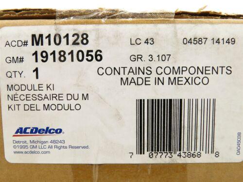NEW ACDelco Fuel Pump Module M10128 Chevy Express GMC Savanna 1500 2008-2009