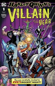 Harley-Quinn-Year-of-the-Villain-1-DC-Comic-1st-Print-2019-unread-NM