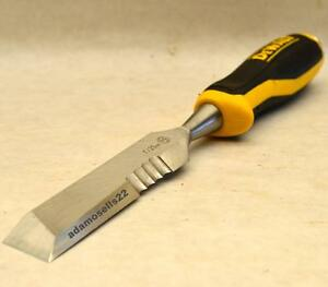 New Amp Sharp Dewalt 1 Quot Side Strike Woodworking Chisel