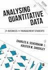 Analysing Quantitative Data for Business and Management Students by Charles A. Scherbaum, Kristen M. Shockley (Paperback, 2015)