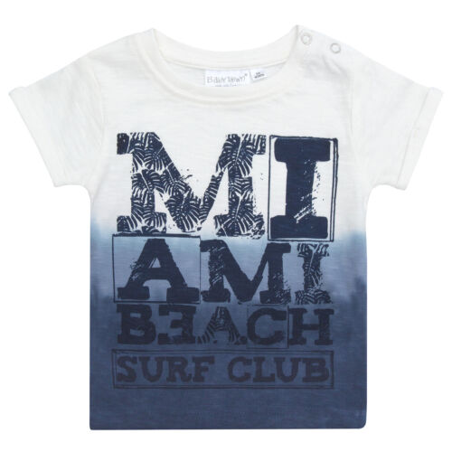 Children Dip Dyed T Shirt with American Surf Print ~ 3 Months to 13 Years Boys
