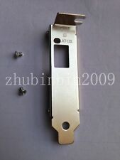 Low Profile Bracket for Intel 9400PF 8490MF PCI Express x2,1Gbps,Wired