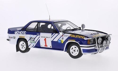 Opel Ascona 400 Rally, No.1, Venere Publimmo, Rallye WM, Safari Rallye, 1 18