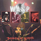 Double Live Assasins by W.A.S.P. (CD, Nov-2012, Recall (UK))