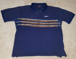 97cdc73e1b09b Image is loading Pelle-Pelle-Marc-Buchanan-Blue-Embroidered-Cotton-Short-