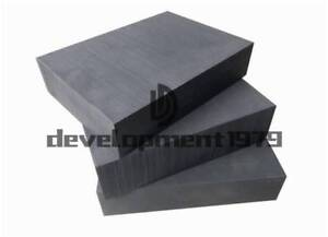 "Graphite Ingot Blank Block Sheet Plate High Density Fine Grain 3//4/"" X 4/"" X 4/"""