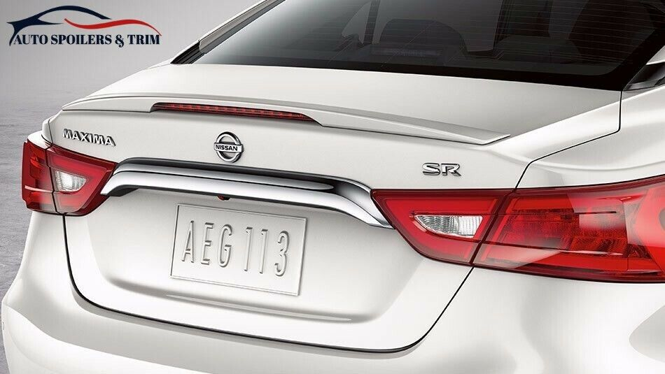 #561 PRIMERED FACTORY STYLE SPOILER fits the 2016 2017 2018 NISSAN ALTIMA SEDAN