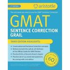 GMAT Sentence Correction Grail 3rd Edition by Aristotle Prep (Paperback / softback, 2012)