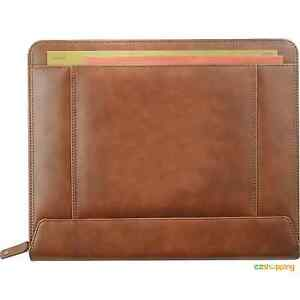 Cutter & Buck® Legacy Zippered Business Office Organize Padfolio 9830-10