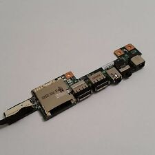Medion Akoya S5612 Strombuchse Audio USB Board Powerbuchse MS-16C1N