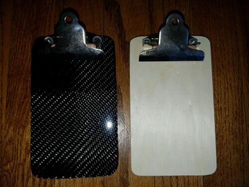 hand laid real 2x2 twill fiber clipboard Carbon Fiber Honda Acura BMW VW Scion