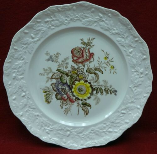MASON'S china FRIARSWOOD pattern Dinner Plate - 10-5/8