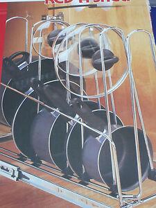 Rev-A-Shelf PP-RV-15C-5 - Cookware Organizer Heavy Duty | eBay