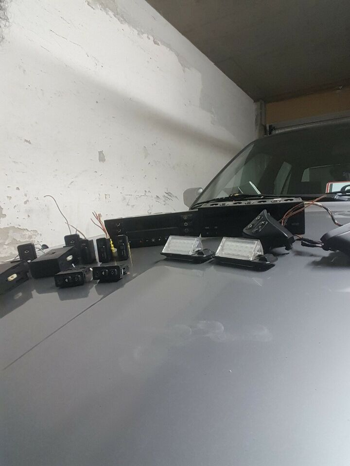 Andre reservedele, BMW, BMW e36